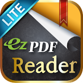 ezPDF Reader Lite for PDF View icon