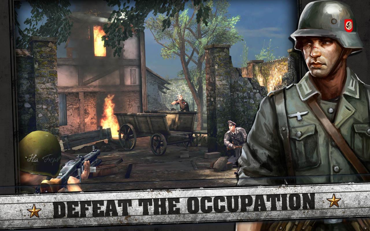 Tải game Commando cho điện thoại