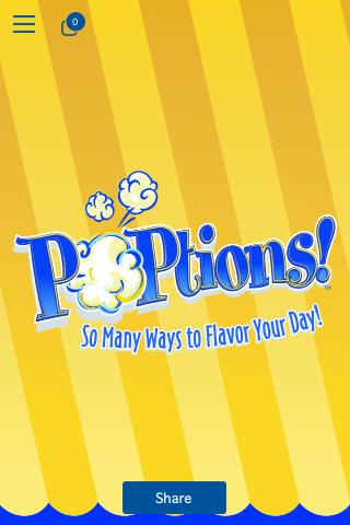 POPtions Popcorn