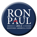 Ron Paul 2012 Election icon