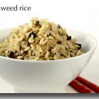 Seaweed Rice