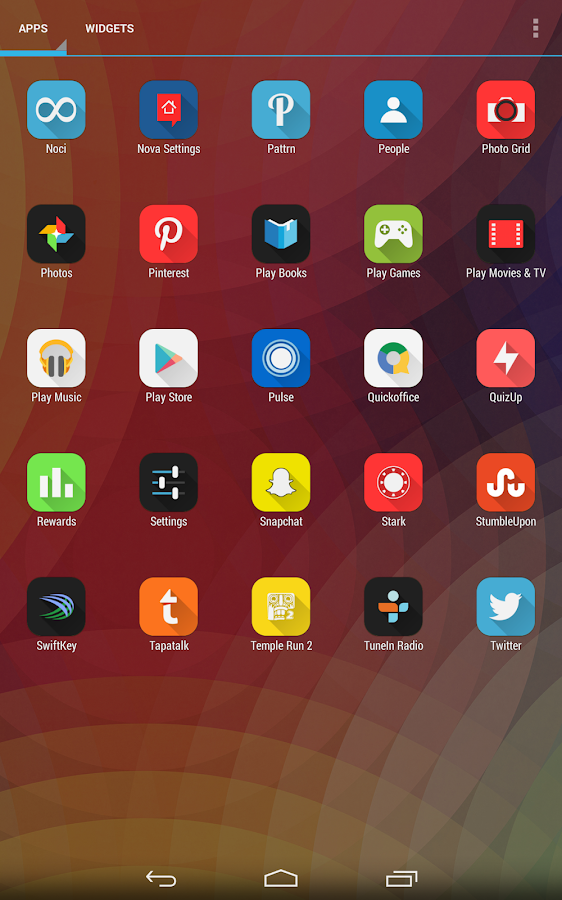 Noci Icon Pack - screenshot