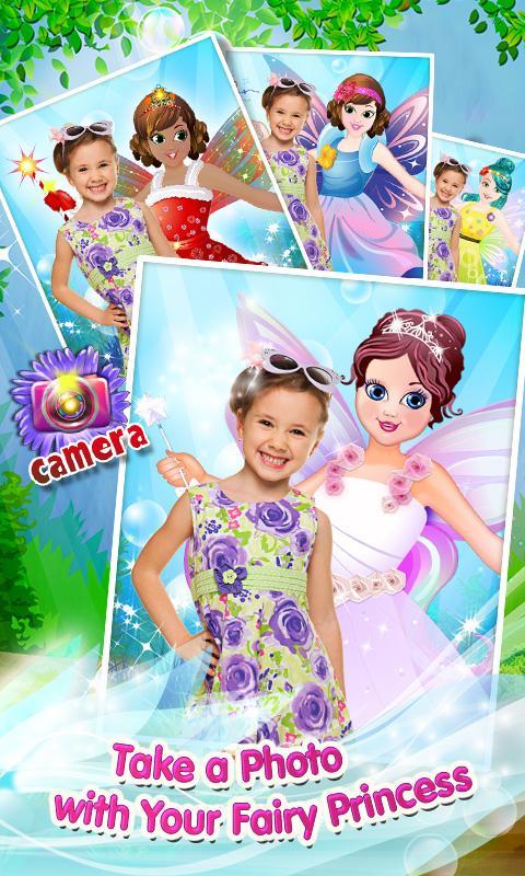 Fairy Princess Fashion &Makeup - screenshot