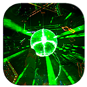 Disco lights for Android