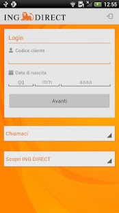 ING DIRECT Italia - screenshot thumbnail