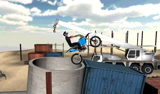 Dirt Bike- screenshot thumbnail