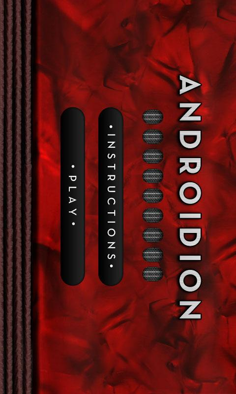 Androidion - screenshot