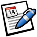 aDiary - Secure Diary Journal icon