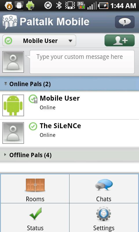 Paltalk Video Chat Free - screenshot
