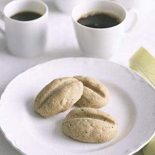 Espresso-Bean Shortbread