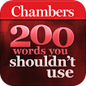 Chambers 200 Words logo