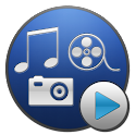 aVia Media Player Pro logo