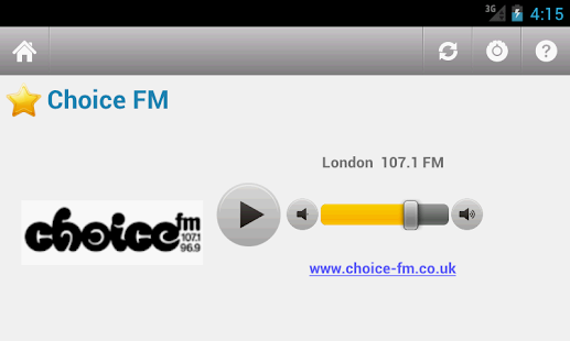 British Radio - screenshot thumbnail