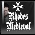 Rhodes médiévale icon
