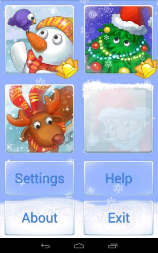 玩解謎App|Pyatnashki Xmas Free免費|APP試玩