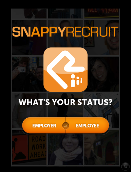 Snappy Recruit- screenshot