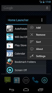 Home Button Launcher - screenshot thumbnail