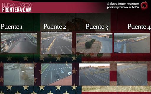 Frontera Cam Nuevo Laredo Tam
