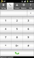 Screenshot of OneSim VOIP