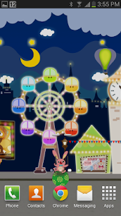 My Little Wonderland LWP Full - screenshot thumbnail