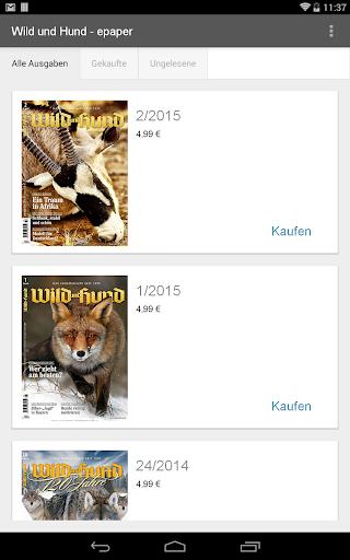 Wild und Hund - epaper