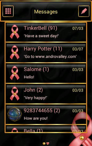 GOSMS POPUP Breast Cancer Care
