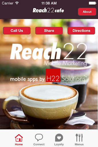 Reach22 Cafe