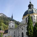 Germany Ettal Abbey(DE008)