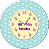 Lovely Analog Clock Widget