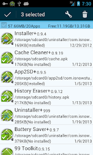 Installer +- screenshot thumbnail