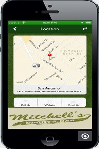 Mitchells Sports Bar - screenshot