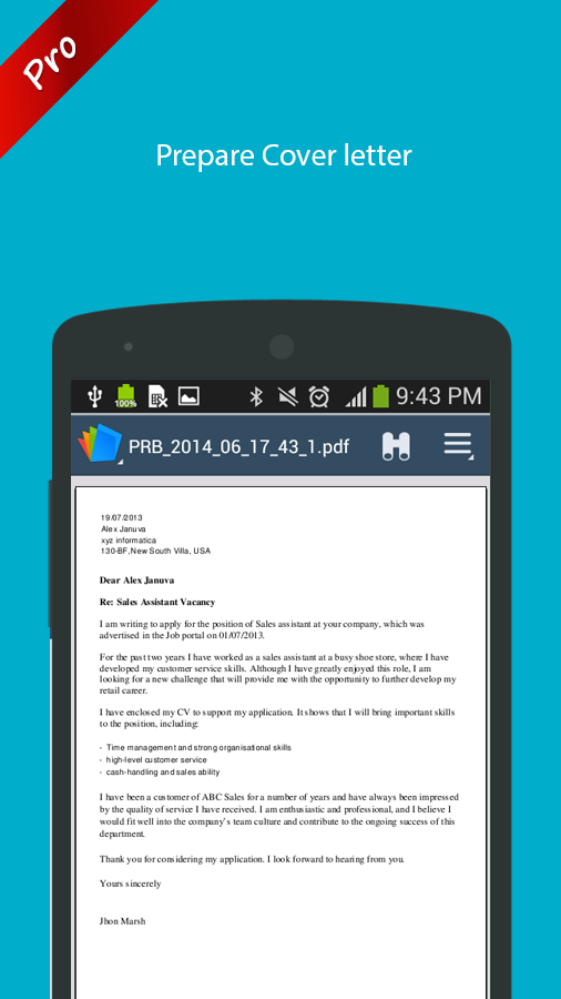 buy resume pro version 3 0 app shopper resume mobile