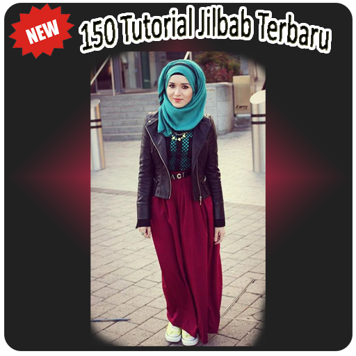 150 Tutorial Jilbab Terbaru