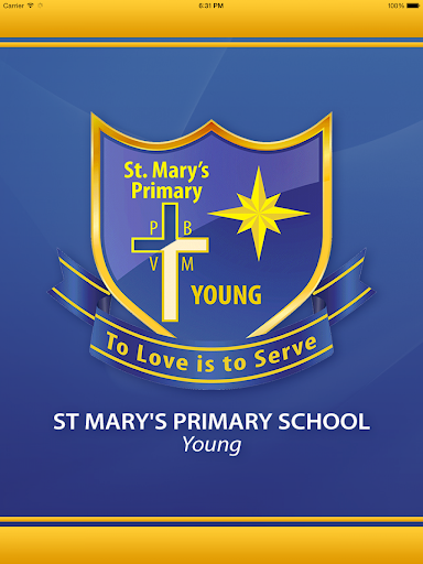 St Mary's Primary School Young
