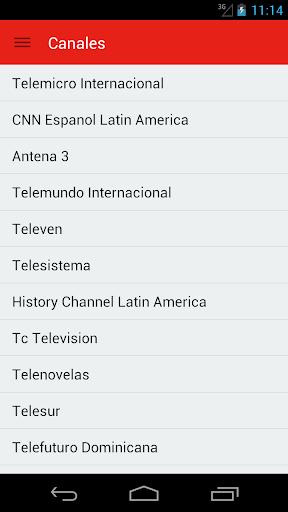 Televisión Dominicana Guía