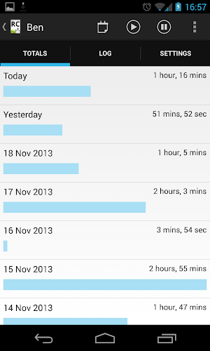 Screen Time Remote Control apk screenshot