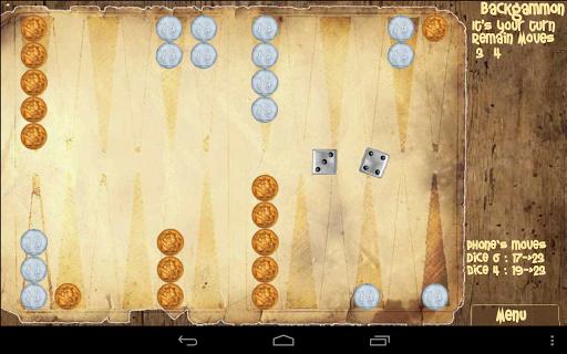 玩免費棋類遊戲APP|下載Backgammon 16 Games app不用錢|硬是要APP