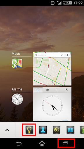 Flash Small App Xperia Free