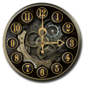 World of Steam Clock Widgets