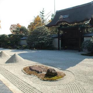 大徳寺方丈庭園