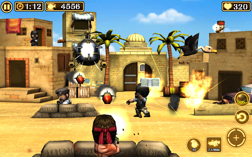 Игра Gun Strike 2 для планшетов на Android