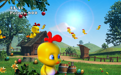 Chicken Blast - Free- screenshot thumbnail