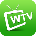 WTV 看电视 - 最全、最清晰的手机电视 icon