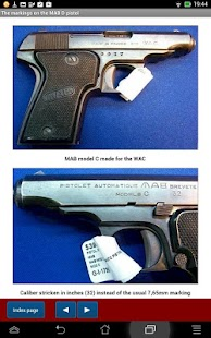 French MAB D pistol explained- screenshot thumbnail