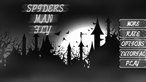 Spiders Man Fly