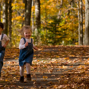 Fall Fun by Kelly Goode - Babies & Children Child Portraits (  )