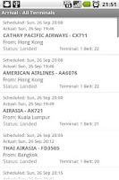 Screenshot of SG Flight