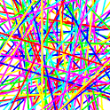 Lines Chaos icon