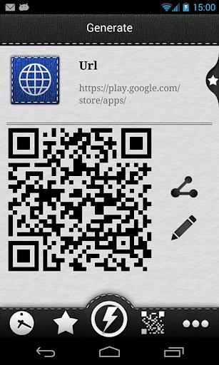 Platinum QR screenshot for Android