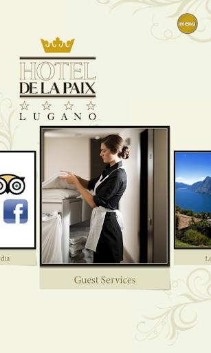 Hotel de la Paix Lugano